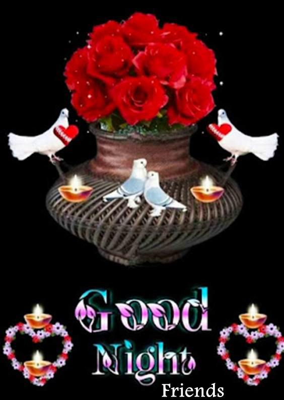 good night messages for family and friends 1