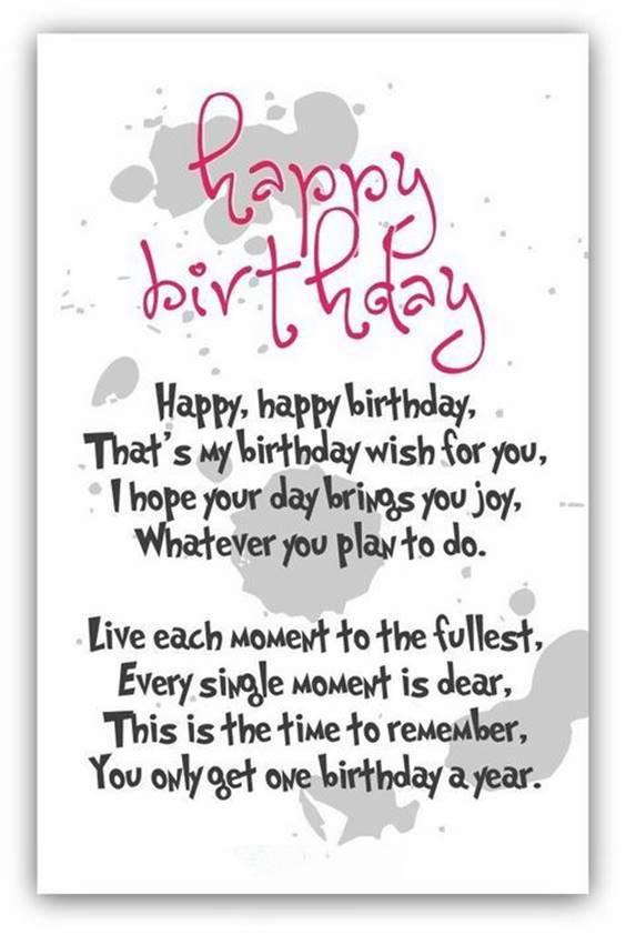 happy birthday greetings on facebook