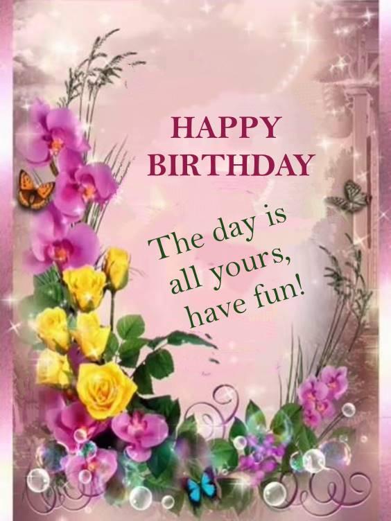 happy birthday greetings son