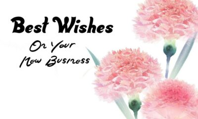 Congratulations And Best Wishes Messages On Your New Business