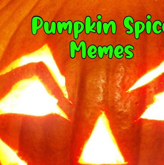 Pumpkin Spice Memes Images And Funny Quotes